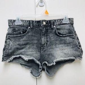 H&M women's  jeans short size 4